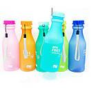 Фітнес пляшка BPA Free (матова), фото 3