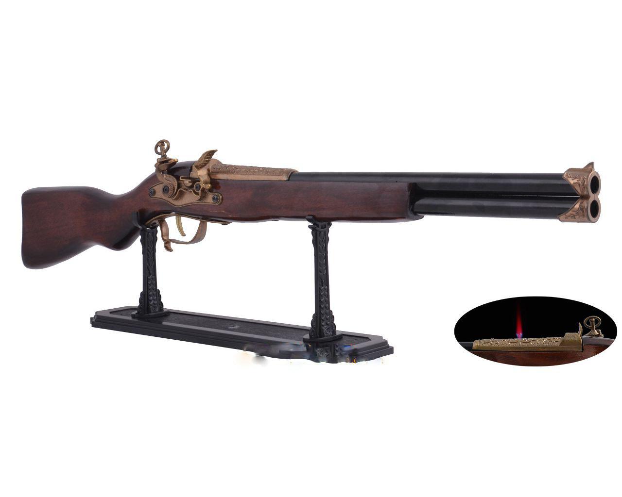 Ружье сувенирное с зажигалкой (Турбо)