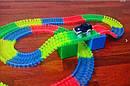 Детская игрушечная дорога MAGIC TRACKS 220 деталей + машинка, фото 2