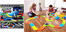 Детская игрушечная дорога MAGIC TRACKS 220 деталей + машинка, фото 3