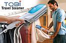 Ручной отпариватель для одежды TOBI Travel Steamer, фото 2
