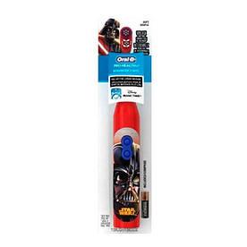 Oral-B Pro-Health Disney Star Wars Battery «Звездные войны» детская электрическая зубная щетка