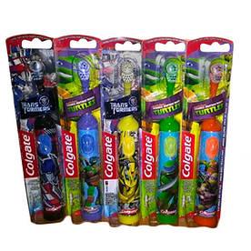 Colgate детские электрические зубные щетки