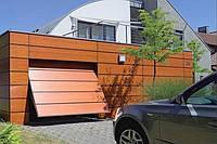 Краткий обзор производителей автоматических секционных ворот для гаража
