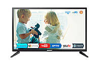 Телевизор Romsat 32 HSK1810T2 Black .