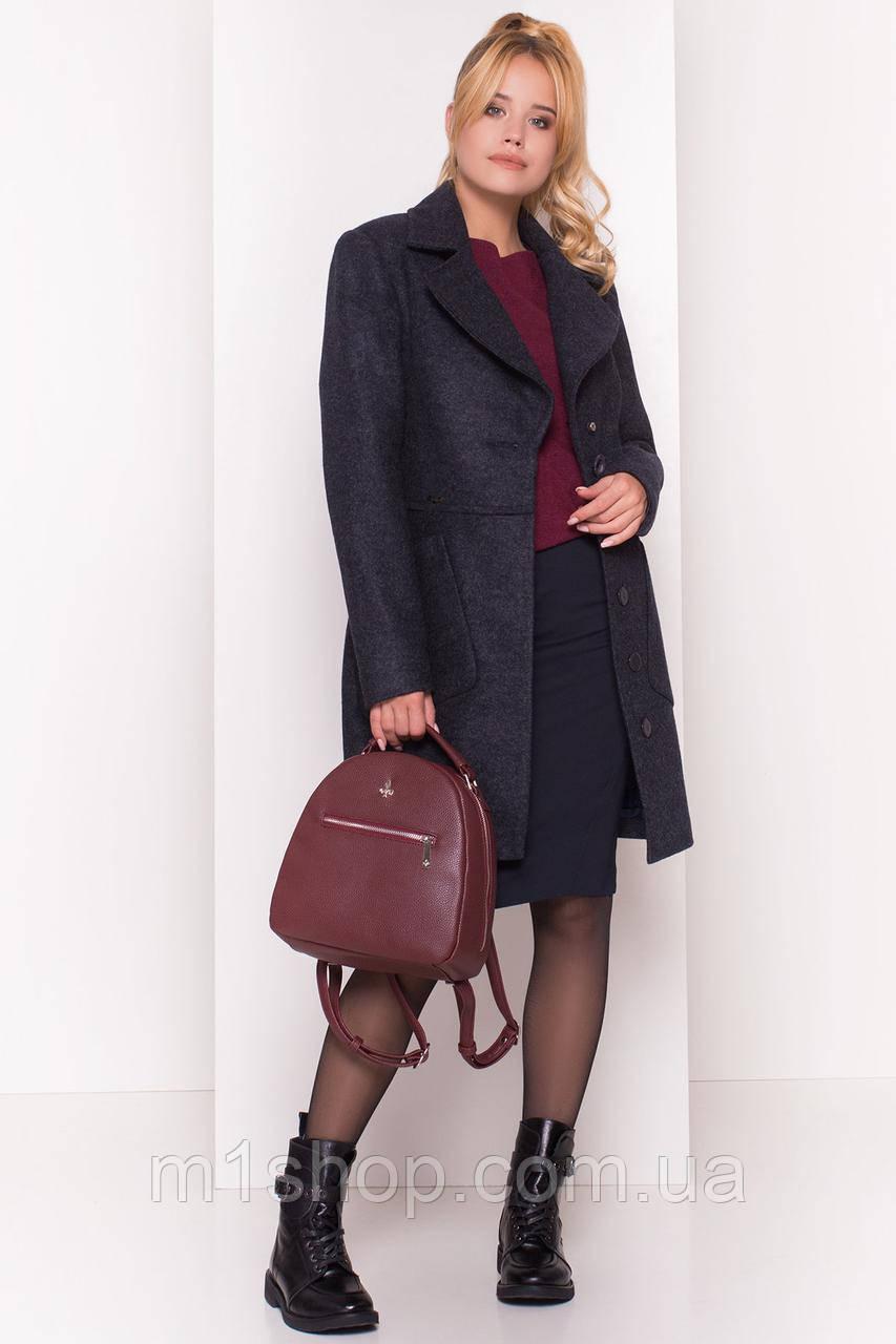 пальто демисезонное женское Modus Габриэлла 4417