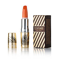 Помада МАС Frost Lipstic Rouge Alevres - зебра ( Палитра  12 штук - В )