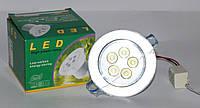 LED лампа под гипсокартон