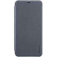 Чехол-книжка Nillkin Sparkle Black для Xiaomi Mi A2 Lite / Redmi 6 Pro, фото 1