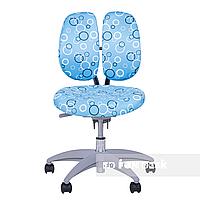 Детское ортопедическое компьютерное кресло FunDesk SST9, голубой, фото 1