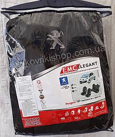 Авточехлы Peugeot 107 HB 5D 2005-2012 EMC Elegant
