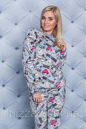 45e0c7871796b Женская махровая пижама
