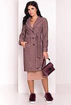 пальто демисезонное женское Modus Глорис 4428, фото 3
