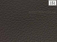 Авто кожзам темно-коричневый, на войлоке (Германия 151), фото 1