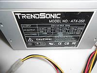 Блок питания TrendSinic ATX-350 350w, фото 1
