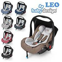 Автокресло Baby Design Leo
