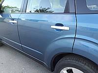 Дверь задняя левая Subaru Forester S12, 2007-2012, 60409SC0119P, 60409SC0109P