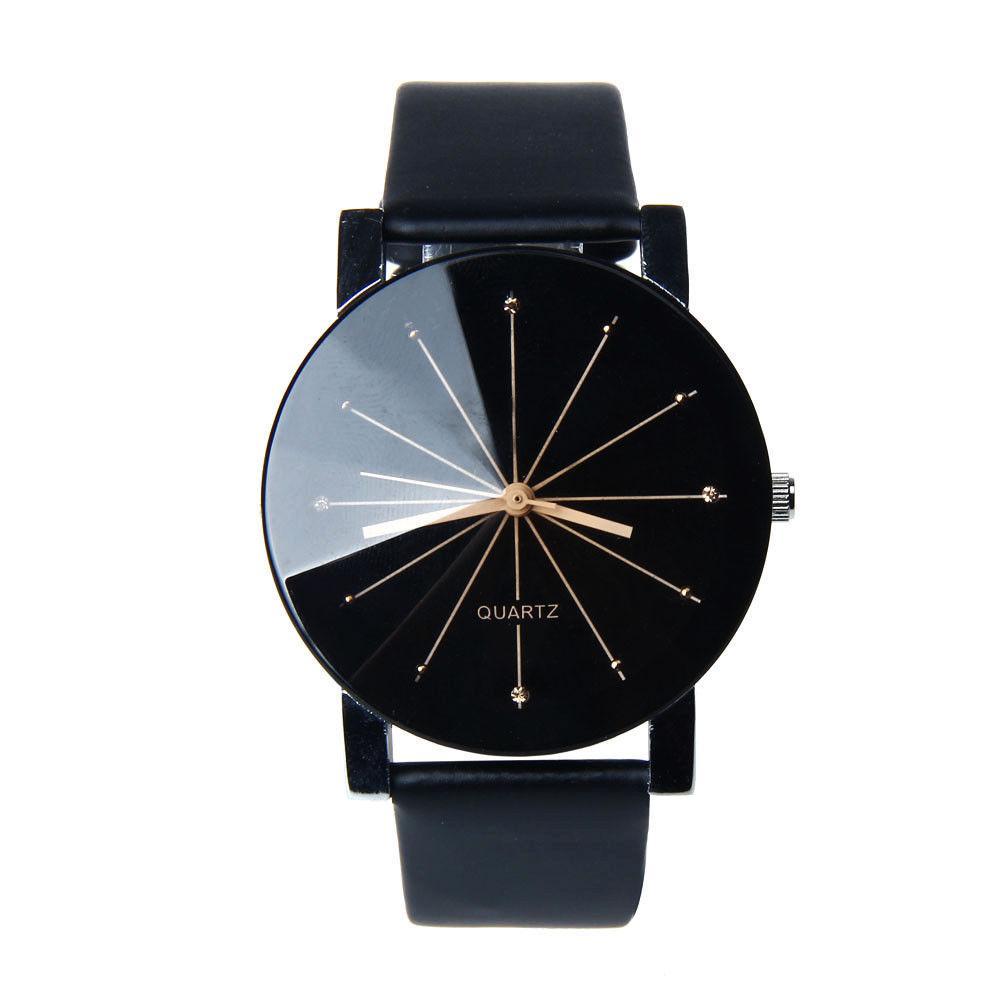 Женские наручные часы с граненым стеклом