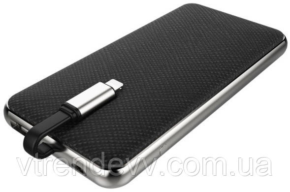 Внешний аккумулятор Power Bank Hoco Linstar J1 10000 mAh black