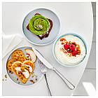 Набор посуды IKEA MORGONTE 3 шт разноцветный 503.982.67, фото 4