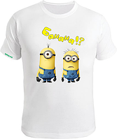 Нанесение на футболку