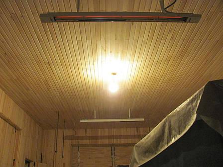Опалення гаража, фото 2