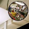 Зеркало наблюдения сферическое К-400