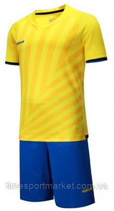 Футбольная форма для команд Europaw 016 желто-синяя (Реплика), фото 2