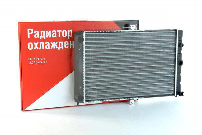 Радіатор вод. охо. ВАЗ 2108,-09,-099 (пр-во ВАТ-ДААЗ), 21080-130101200