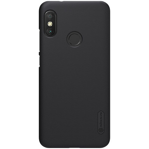 Чехол-бампер Nillkin Super Frosted Shield Black для Xiaomi Mi A2 Lite / Redmi 6 Pro