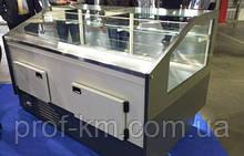 Витрина холодильная кубическая GRACIA 1,25 (фронтальное подъемное стекло на микролифтах)
