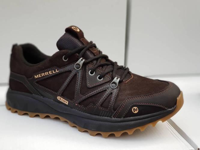 Демисезонные кроссовки в стиле Merrel