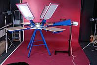 Шелкотрафаретное оборудование