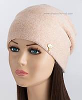 Двойная шапка-колпак Джейн LX жемчужного цвета