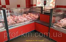 Витрина холодильная кубическая GRACIA 1,88