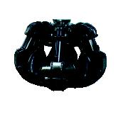 Захват для лома шестилепестковый ЛВ-185.98