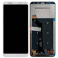 Дисплей Xiaomi Redmi 5 Plus с тачскрином (White)
