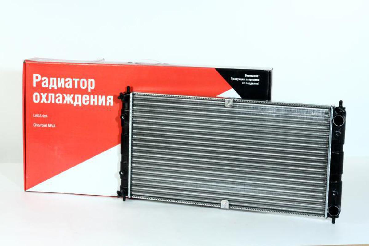 Радіатор вод. охо. ВАЗ 21230 (пр-во ВАТ-ДААЗ), 21230-130101200
