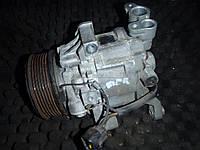 Компрессор кондиционера Subaru Forester S12, 2007-2012, 73111SC000, 73111SC001