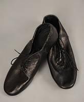 Обувь для танцев джазовки кожаные