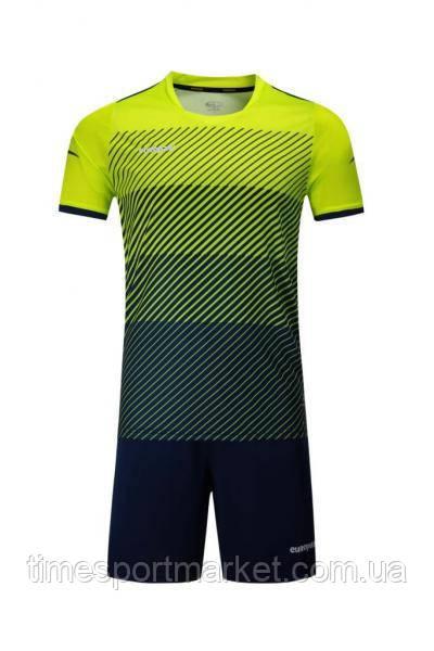Футбольная форма для команд Europaw 017 зеленая (Реплика)