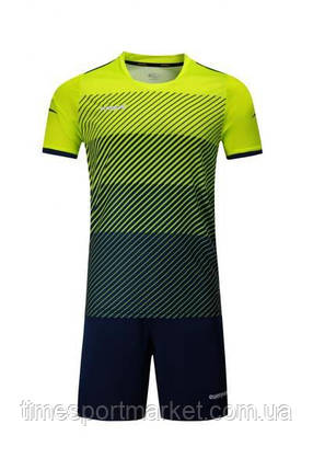 Футбольная форма для команд Europaw 017 зеленая (Реплика), фото 2
