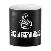 Кружка Scorpions Скорпионы  02.01