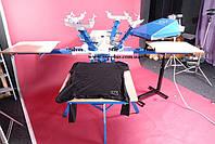 Оборудование для шелкографии