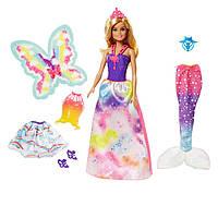Набор Волшебное перевоплощение, 29 см, Barbie (FJD08)