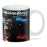 Кружка Scorpions Скорпионы  02.02