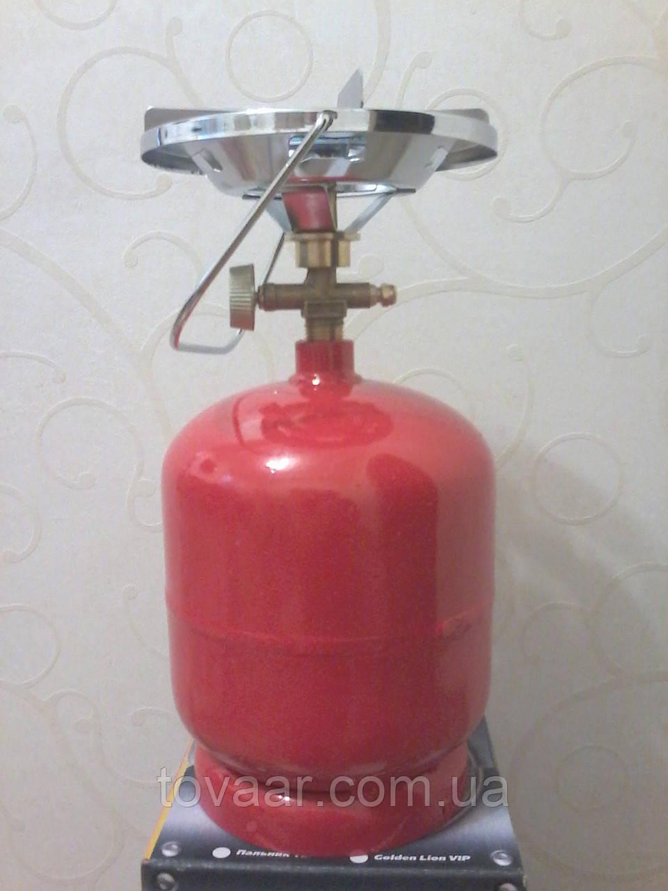"""Газовый комплект """"Пикник Italy"""" Rudyy RK-1, 2.5л"""