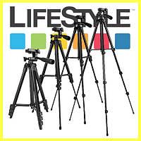 Штатив для камеры, трипод, тринога A608, фото 1