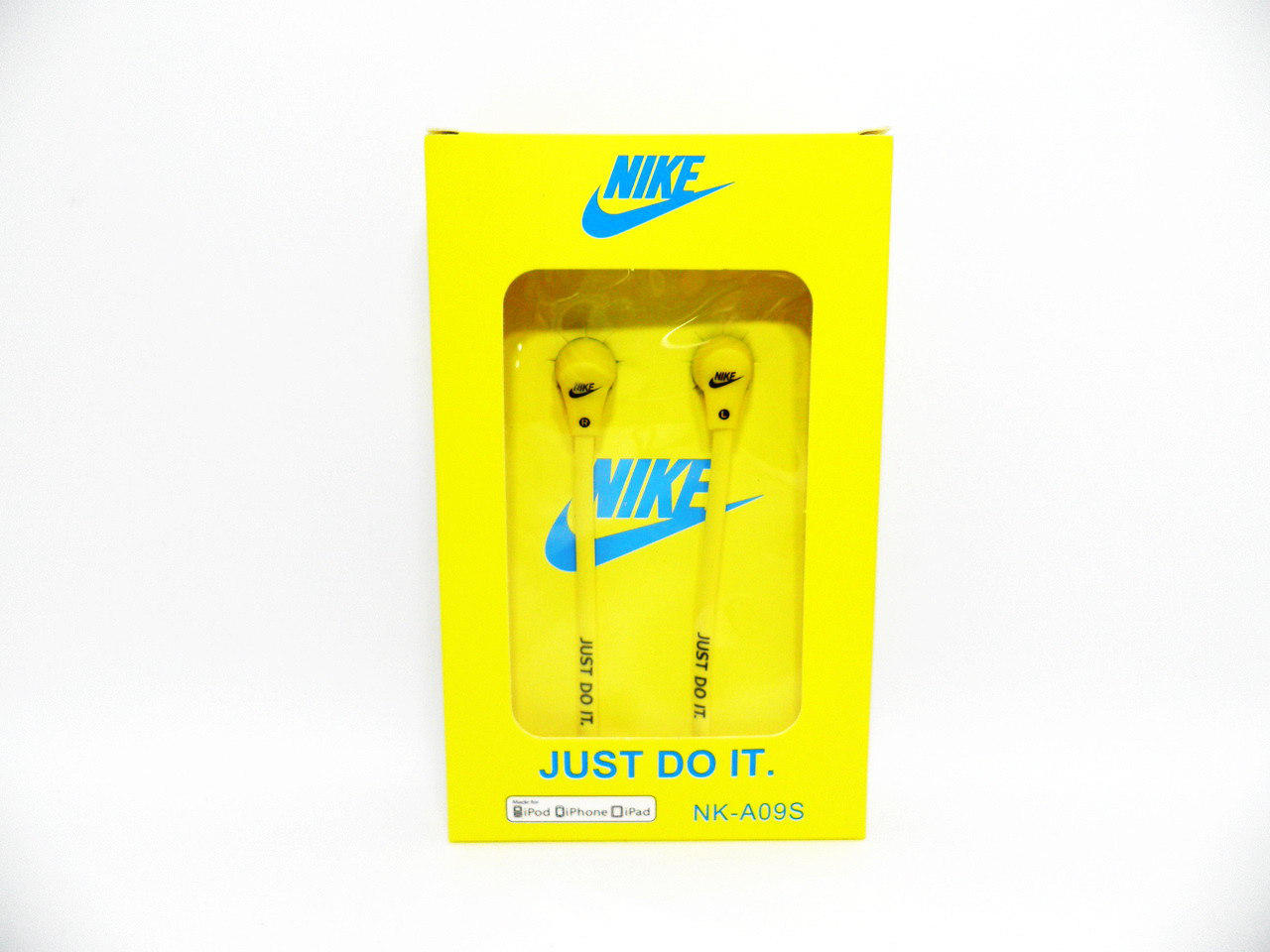 Наушники Nike NK-A09S Yellow