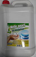Жидкость для мытья посуды Nelle pearl 5 l.